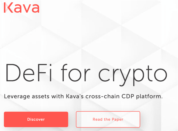 Kava IEO, Binance