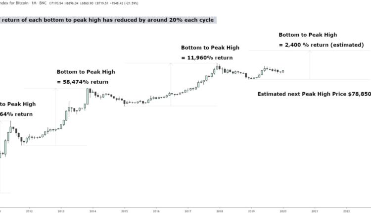 Bitcoin 2020 Prognose
